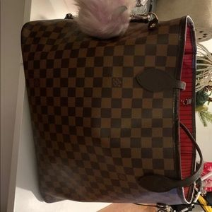 Louis Vuitton never full gm